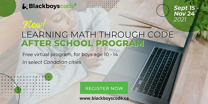 Black Boys Code Technology After School Program - Hamilton image