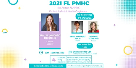 Florida's 6th Annual Perinatal Mental Health Conference tickets