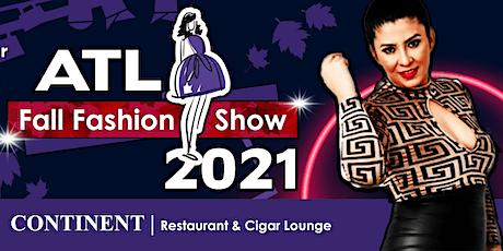 ATL Fall Fashion Show 2021 tickets