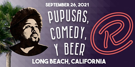 Pupusa Comedy And Beer tickets