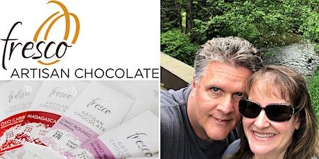 Taste 5 new single-origin chocolate bars w/Fresco Chocolate's Rob Anderson tickets