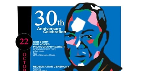 The Newsome House Museum & Cultural Center 30th Anniversary Celebration tickets