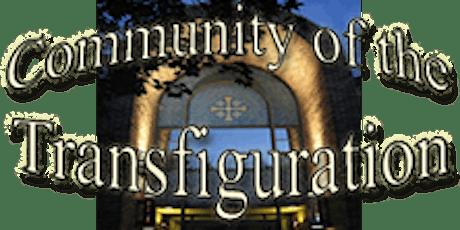 Society of the Transfiguration Fall Associates Retreat October  2, 2021 tickets