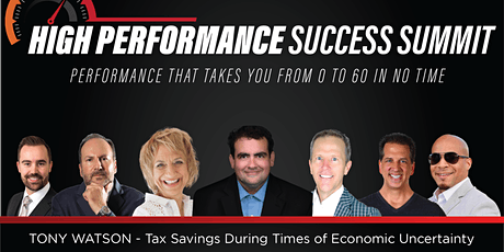 High Performance Success Summit Virtual Summit tickets