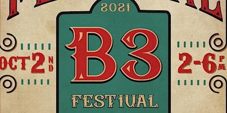 B3 Bourbon Bacon Beer Fest tickets
