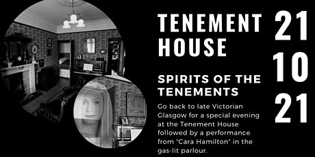 Spirits of the Tenements tickets