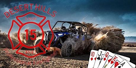 DESERT HILLS PFFA 3rd Annual Side X Side Poker Run tickets