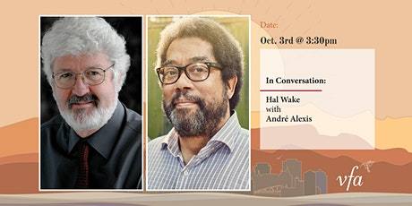 In Conversation: Hal Wake with André Alexis tickets