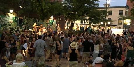 Salsa in the Square ( Cancelled due to rain) tickets