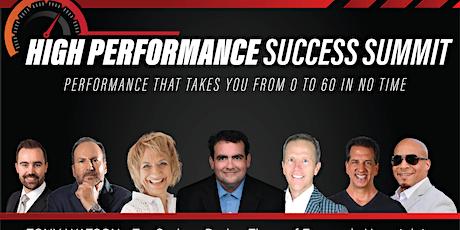 High Performance Success Summit Virtual Summit ( San Francisco CA) tickets