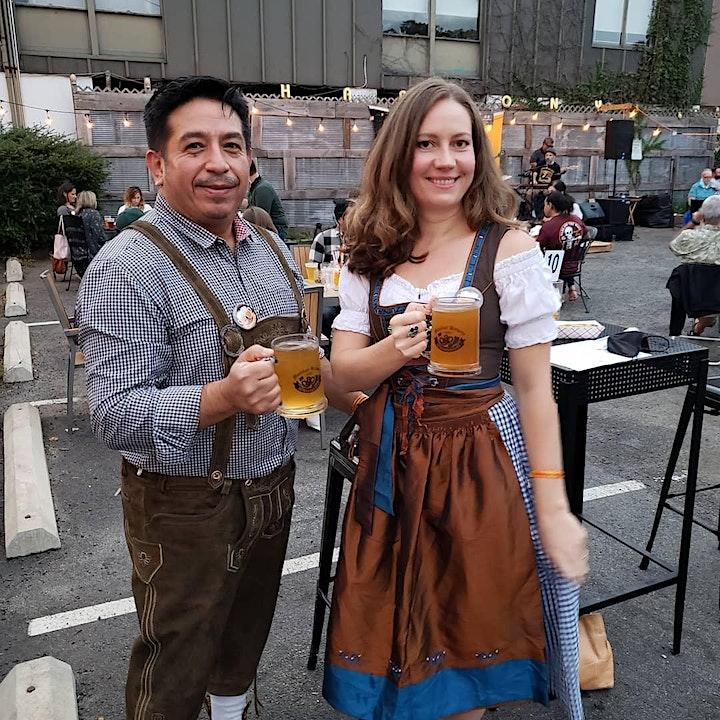 Montclair Brewery Oktoberfest image