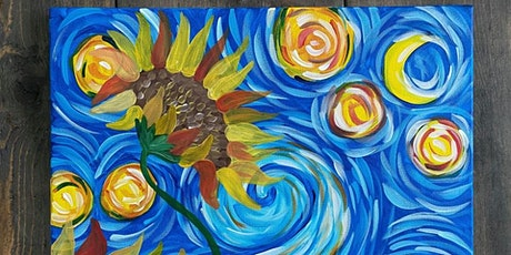 PAINT NITE - I Can Be Van Gogh @ Crazy 8 tickets