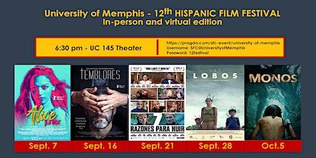 Hispanic Film Festival tickets