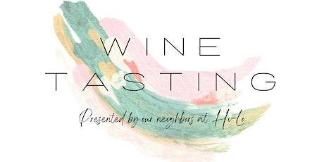 ARQ Wine Tasting tickets