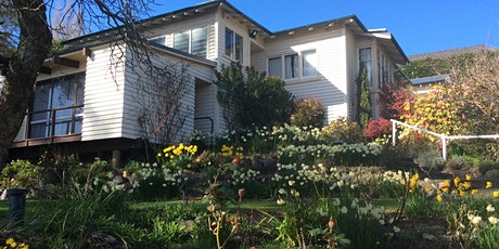 Ngaio Marsh House  and Garden Open Days for Artists and Art Lovers. tickets