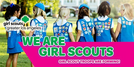 Girl Scout Troops are Forming  in Downey tickets