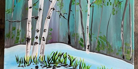 PAINT NITE - Early Snow in Birds Hill @ Crazy 8 tickets