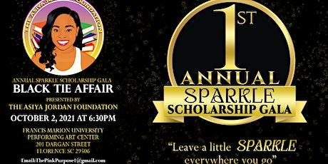 1st  Annual Sparkle Scholarship Gala tickets
