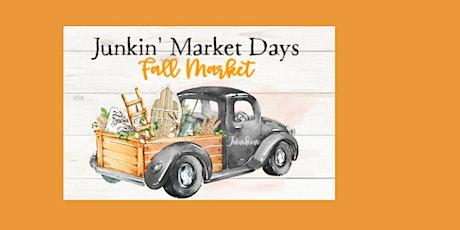 VENDOR FEE for Junkin' Market Days  -  Cedar Rapids tickets