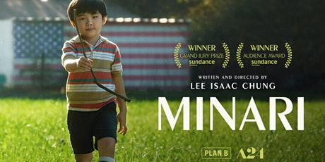 Welcoming Week Movies In The Park: Minari tickets
