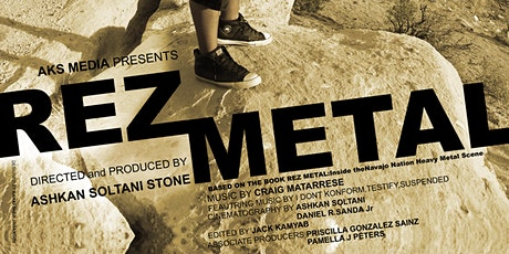 Feature Documentary Rez Metal tickets