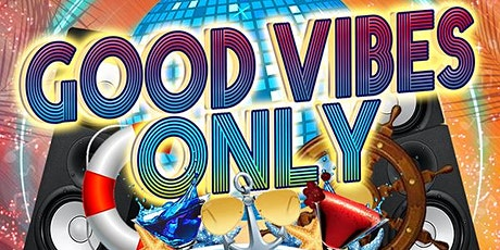 10/22/21 - Good Vibes Only Midnight Yacht Cruise tickets