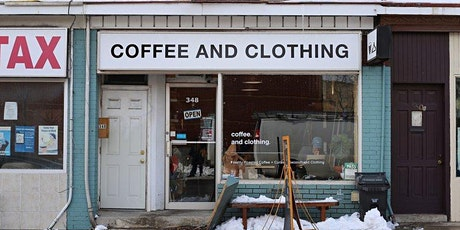 Coffee and Clothing 3 Year Anniversary Bash tickets