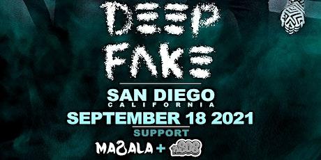Peak Presents: DEEPFAKE w/ n808 &  Masala tickets