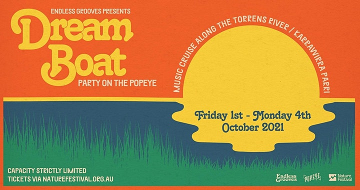 Dream Boat ≋ Party on the Popeye image