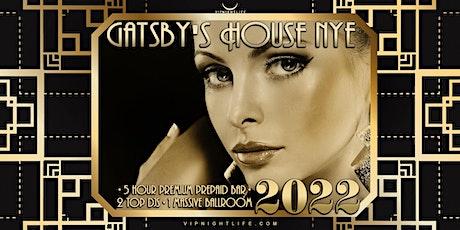 2022 Cincinnati New Year's Eve  Party - Gatsby's House tickets