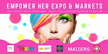 EMPOWER HER EXPO - Visitor Registration tickets
