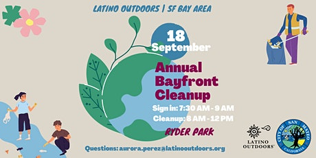 LO SF Bay Area | Annual Bayfront Cleanup tickets