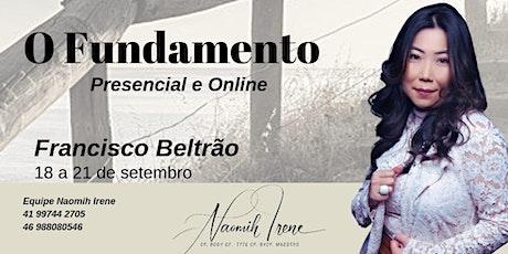 O Fundamento de Access Consciousness - curso presencial (Francisco Beltrão) ingressos