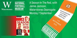 McrFWF: A Season In The Red, with Jamie Jackson
