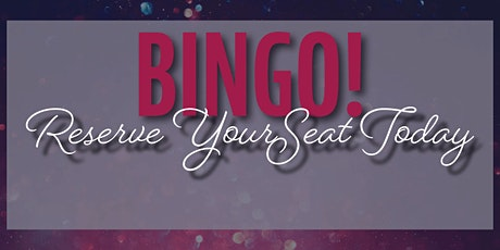 9/30/21 Bingo Presale (Thursday Early Bird Session) tickets