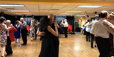 Structure of Improvisation Pre-Advanced Argentine Tango - 4 classes tickets
