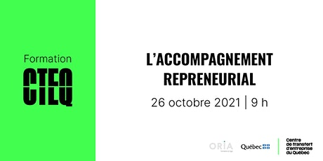 Formation : L'accompagnement repreneurial - Experts billets