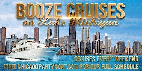 Booze Cruises on Lake Michigan aboard Anita Dee II tickets