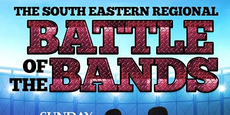 Battle of the Bands University/College High School marching bands tickets