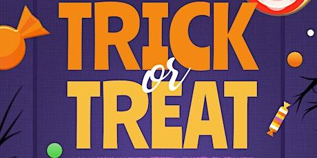 Trick Or Treat - Children's Halloween tickets