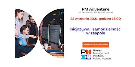 PM Adventure #8 tickets