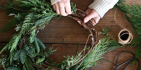 Natural Wreath Making Workshop tickets