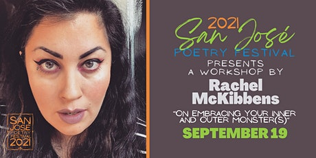 San José Poetry Festival Workshop with Rachel McKibbens tickets