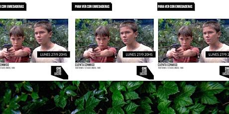 Cine al aire libre en el patio de Club Lucero: Cuenta conmigo de Rob Reiner entradas