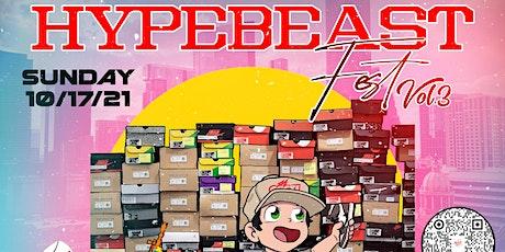 HypeBeast Fest vol.3 tickets