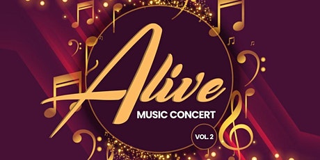 Alive Music Concert 2.0 tickets