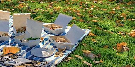 Fitzrovia's 5 course picnic hamper experience tickets