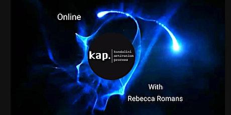 Kundalini Activation Process | KAP Online with Rebecca Romans tickets