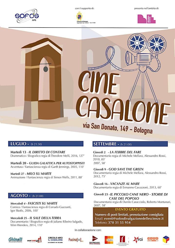Immagine Cinecasalone 2021