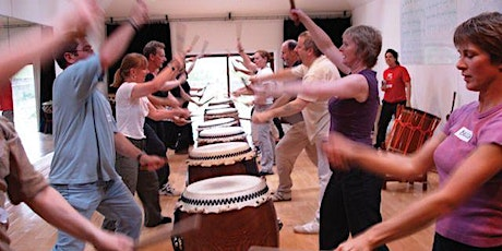 Family Event - Learn to Play the Taiko Drums tickets